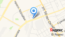 DVB PRO на карте