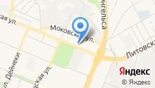Spa-массажный салон Кристальновой Ирины на карте