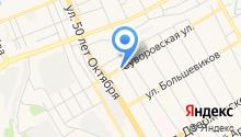 TrueColour на карте