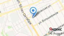 SiNail на карте