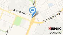 *мир навигации 46* на карте