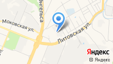 GoldenArm на карте