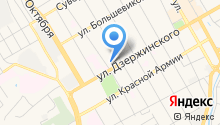 Mailboxesetc на карте