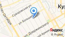 Install CRM на карте