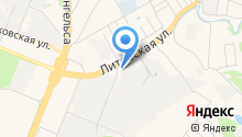 TOPTILE на карте