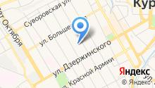 Umax на карте