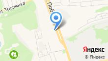 Dilu-X на карте
