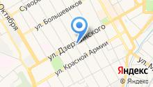 Shot на карте