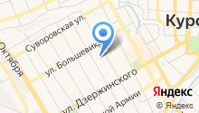 VIP-ПРОЕКТ на карте