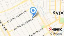 DriveTime на карте