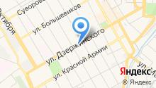 MIG на карте