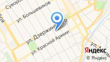 Major-express на карте
