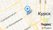 A Lа Rus на карте