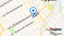 NSP-Курск на карте