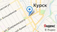Tele2 Курск на карте