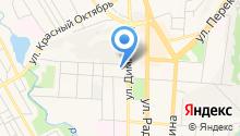 Bizandsoft на карте