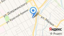 EMEX-Курск - Интернет-магазин автозапчастей на карте