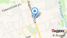 Mishelle на карте