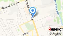 PеМобайлGSM на карте