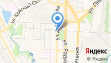 Qwell Region на карте