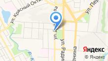 Qwell West на карте