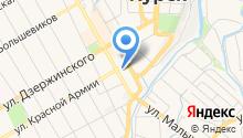TerraСotta на карте
