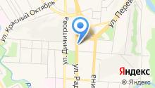 Langvarium на карте