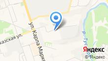A.S. Сервис на карте