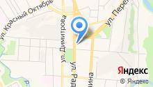 Rimini на карте