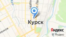 Центр гигиены и эпидемиологии Курской области на карте