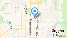 Демосфен на карте
