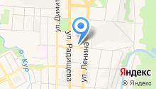 Швейный салон на карте