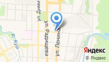 Vasilisa прекрасная на карте