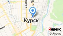 Управление МВД России по г. Курску на карте