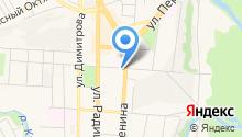 Sveжак на карте