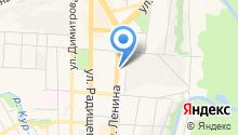 Lightstretch на карте