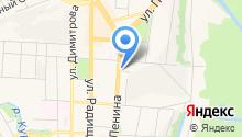 CGF на карте