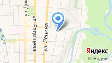 ProCent на карте