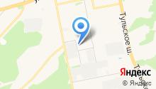 Sheffilton на карте