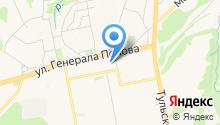 АВТОКАДРЫ на карте