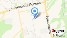 ooo МебельПрофКомплект на карте