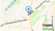 JoyFit на карте