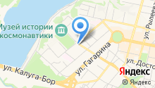SPA-центр на карте