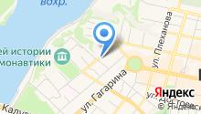 Центр имплантологии доктора Ермакова на карте