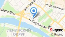 iKIDO на карте