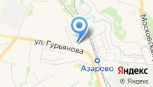 Кристи Электроникс на карте