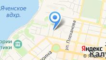 Автотехцентр для ГАЗ на карте