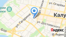 Авторская ногтевая студия Елены Кузьминой на карте