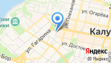 АКБ Российский капитал, ПАО на карте