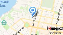 Best Western Kaluga Hotel на карте